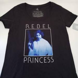 Star Wars Rebel Princess Leia Tee Shirt